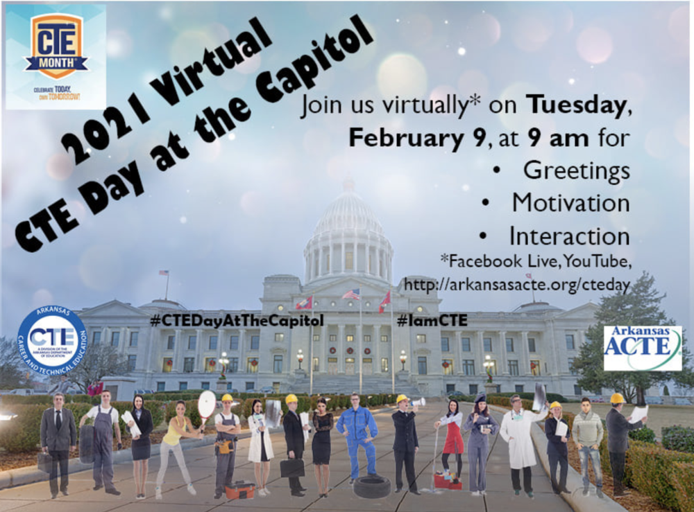 VIRTUAL CTE DAY