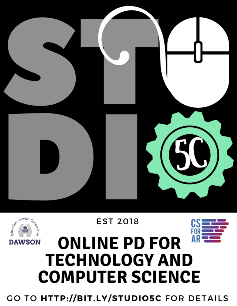 Studio5C Online PD at DEC!
