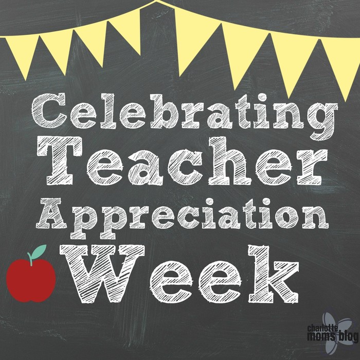 Teacher Appreciation this week!