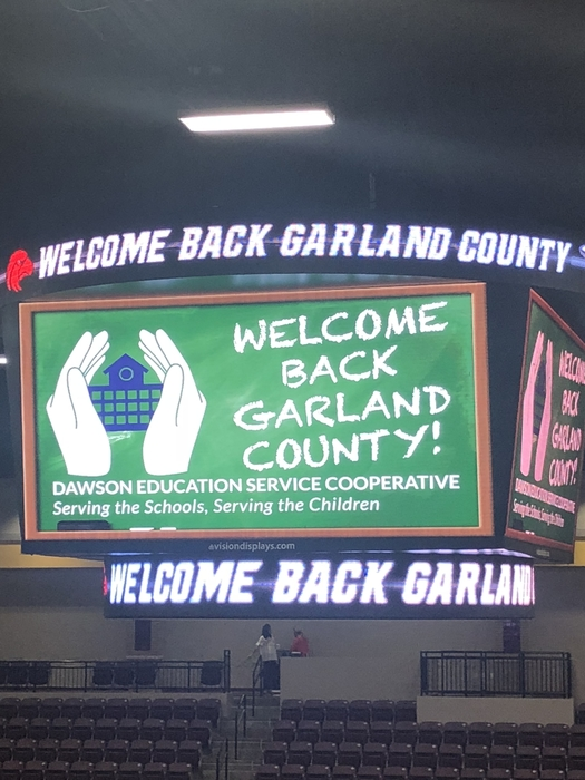 Garland County Back to School Event!